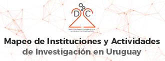 Mapeo de Instituciones y Actividades de Investigación en Uruguay